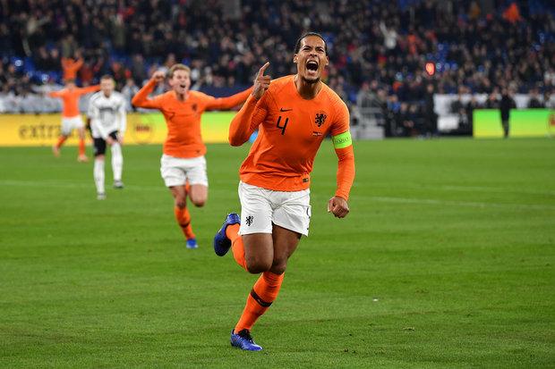 Alemanha 2-2 Holanda    UEFA Nations League A 2018 2019    Ficha do Jogo     zerozero.pt 6e730ed28c764