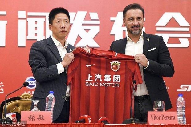 Shanghai SIPG de Vítor Pereira goleia na Liga dos Campeões asiática