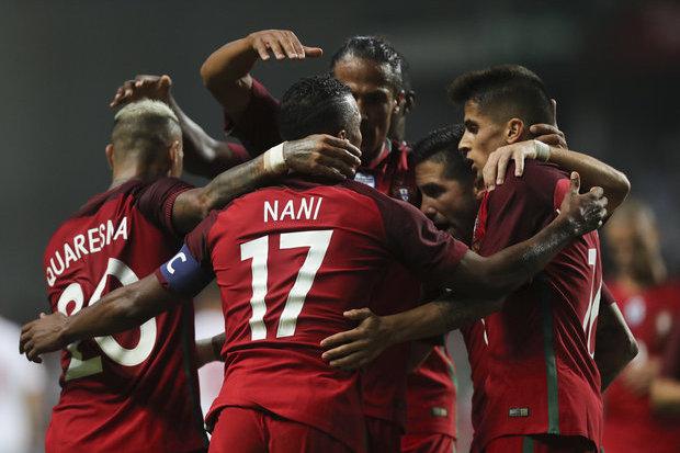 Portugal 5-0 Gibraltar    Jogos Amigáveis 2016    Ficha do Jogo ... 562adc4fb4e6c
