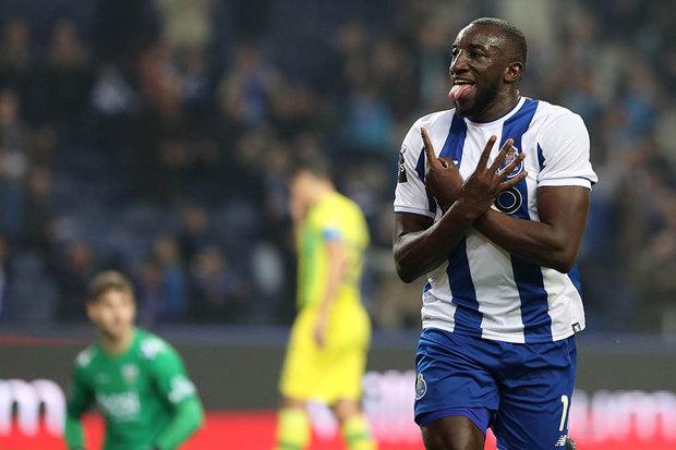 FC Porto-Vitória de Setúbal, 5-1 — Resultado final