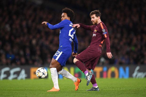 Chelsea 1-1 Barcelona    Liga dos Campeões 2017 2018    Ficha do Jogo     zerozero.pt a05378dd2c413