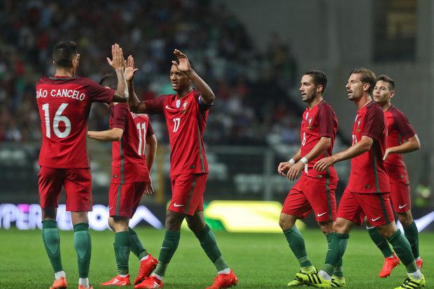 Portugal 5-0 Gibraltar    Jogos Amigáveis 2016    Ficha do Jogo     zerozero.pt 8b43e00f34752