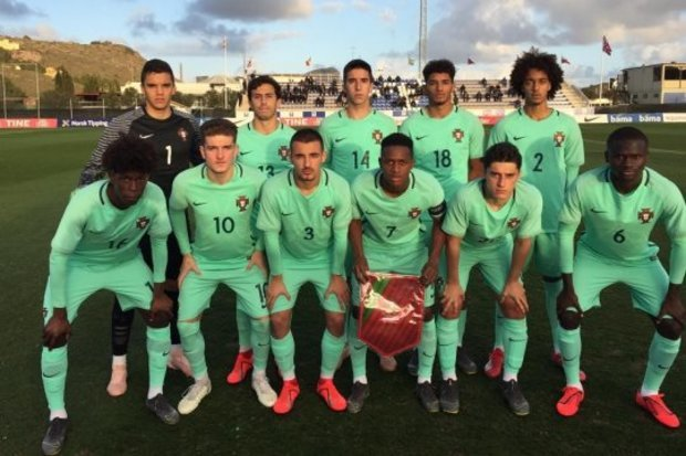 Portugal vence Torneio Internacional de La MangaPortugal conquistou o  Torneio Internacional de La Manga d6037a6c33870