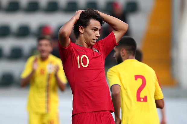 721ca0a36ac61 Portugal 1-2 Roménia    Euro U21 2019 (Q)    Ficha do Jogo    zerozero.pt