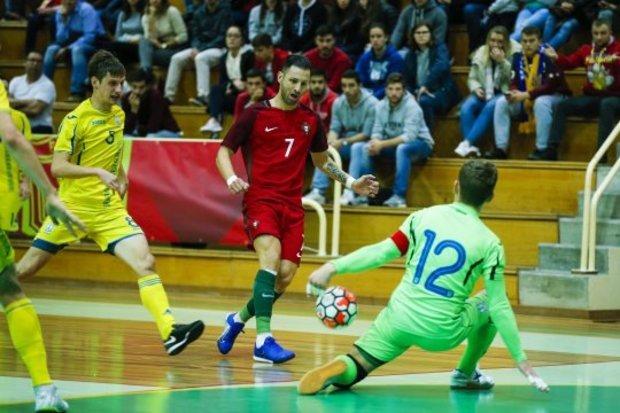 Ucrânia 2-2 Portugal    Amigáveis Seleções Futsal 2018    Ficha do Jogo     zerozero.pt 18c2d351763e8