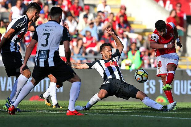 Benfica empata em Setúbal no adeus à Taça da Liga