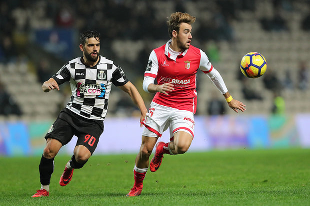André Horta já se apresenta como jogador do Los Angeles FC