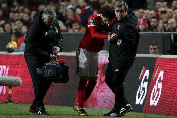 Krovinovic terá alta hospitalar nas próximas horas