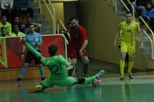 Ucrânia 0-0 Portugal    Amigáveis Seleções Futsal 2018    Ficha do Jogo     zerozero.pt 1482f943498b0