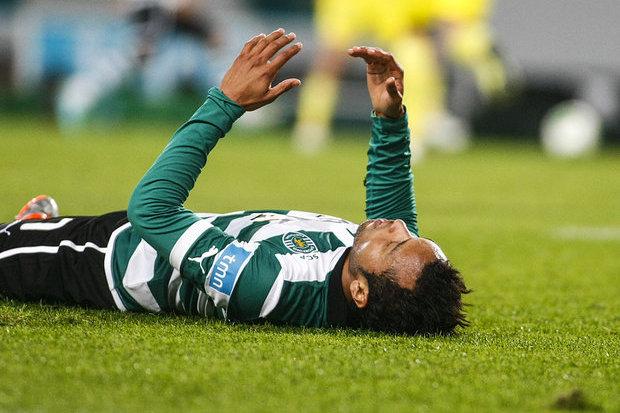 Rúben Ribeiro já em Lisboa — Sporting