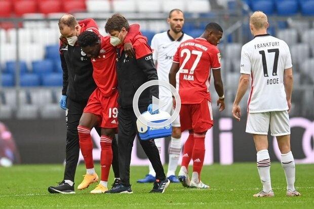 Benfica 0-4 Bayern München ao minuto