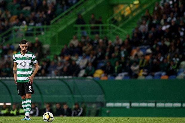 Bruno Fernandes eleito o melhor jogador jovem de outubro e novembro