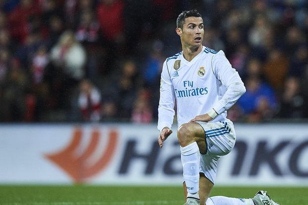 Um dia depois de novo desaire merengue - o Real Madrid está fora da Taça do  Rei - Cristiano Ronaldo ainda acredita que o ano pode ter motivos para mais  ... ad312a9862d73