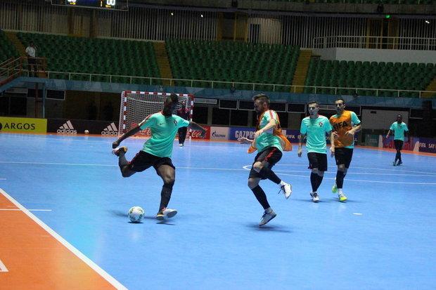 Portugal 1-1 Tailândia    Amigáveis Seleções Futsal 2018    Ficha do Jogo     zerozero.pt 60538367c876e