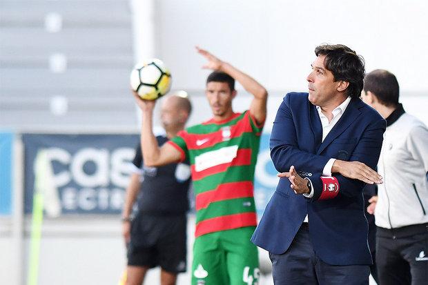 João Henriques assume o comando técnico do Paços de Ferreira