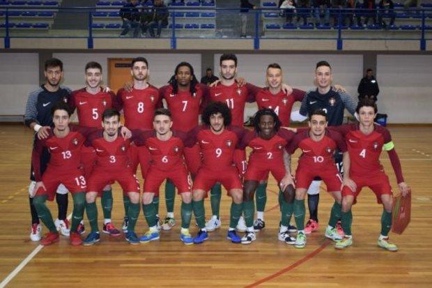 Portugal 1-4 Espanha    Amigáveis Seleções Futsal 2018    Ficha do Jogo     zerozero.pt 460ad05298973