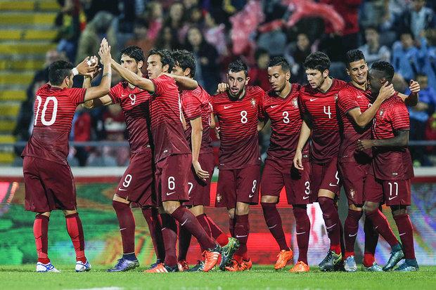 Portugal 2-0 Sérvia    Euro U21 2017    Ficha do Jogo    zerozero.pt 5abbf61ee2d83