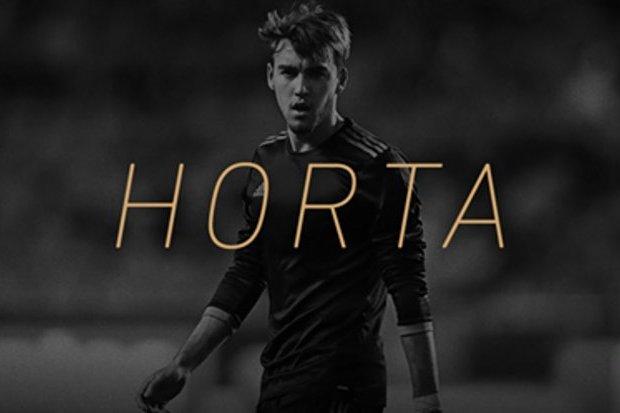 Benfica vende André Horta — Confirmado