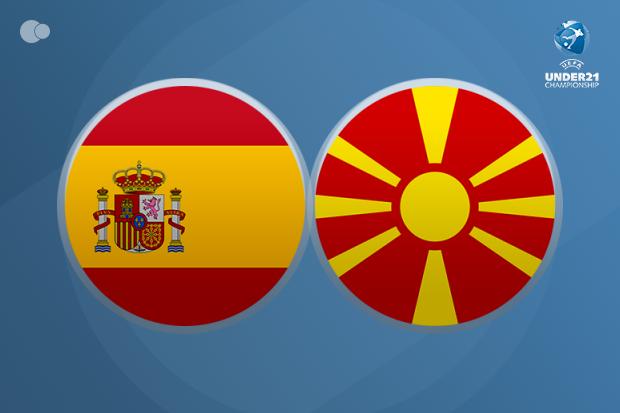 Sub-21 portugueses perdem com a Espanha e comprometem apuramento