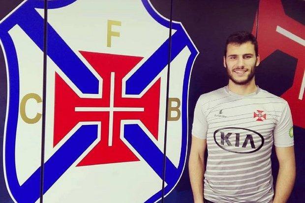 André Moreira deixa Sporting de Braga rumo ao Belenenses — Mercado