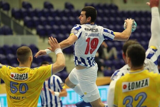 VIVE Kielce aplica terceira derrota europeia aos dragões