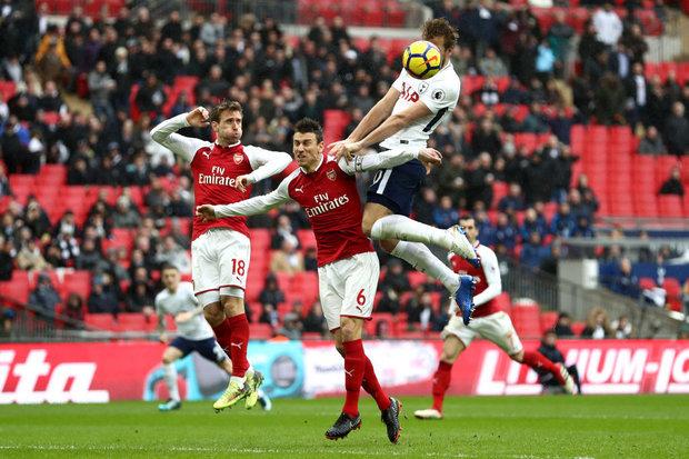 Assista aos melhores momentos do clássico — Tottenham x Arsenal