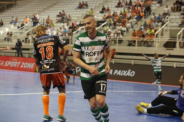 Eléctrico 1-3 Sporting    Taça de Portugal Futsal 2018 2019    Ficha do  Jogo    zerozero.pt ebeede3103aab