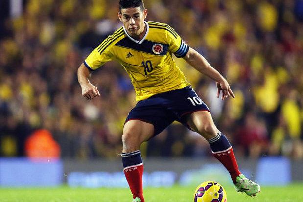 1bd0dd5bee Estados Unidos 2-4 Colômbia    Jogos Amigáveis 2018    Ficha do Jogo ...