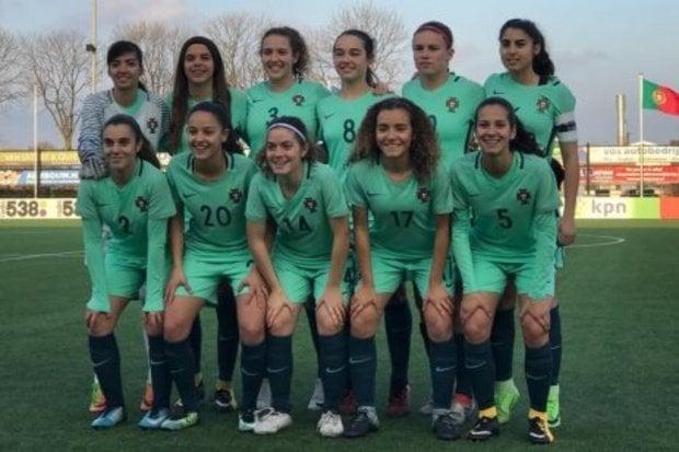 Goleada das antigas não chegou para o apuramentoA seleção feminina de Sub-17  falhou esta quinta-feira o apuramento para o Campeonato da Europa 2eff094dd30cb