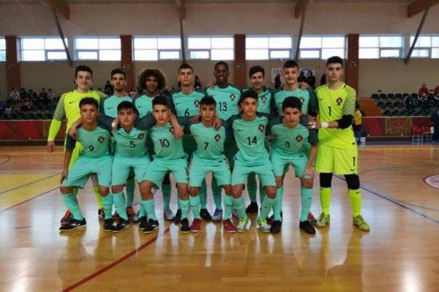 Portugal 1-2 Rússia    Amigáveis Seleções Futsal 2019    Ficha do Jogo     zerozero.pt e3a195000bc25