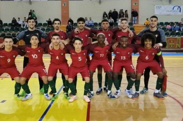 Portugal 0-1 Rússia    Amigáveis Seleções Futsal 2019    Ficha do Jogo     zerozero.pt 09871dc7b627e