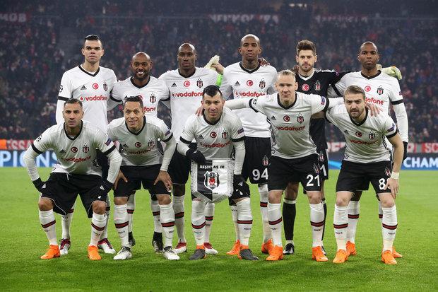 Besiktas não comparecerá no jogo com o Fenerbahçe