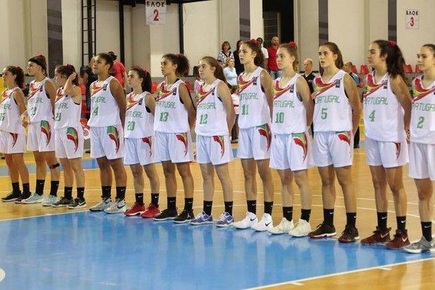 Federação Portuguesa de Futebol - Basket Feminino Sub-16 ... a16f37f2f8acc