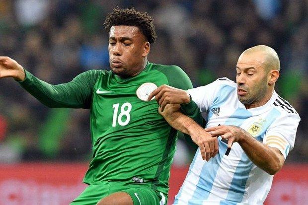 Argentina 2-4 Nigéria    Jogos Amigáveis 2017    Ficha do Jogo     zerozero.pt 0abb1105c9038