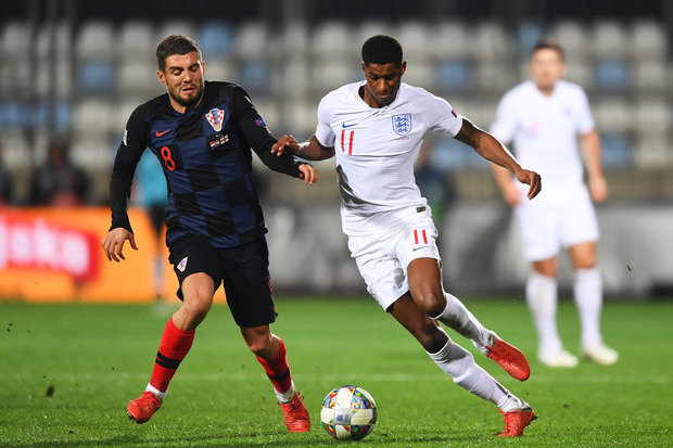 Croácia 0-0 Inglaterra    UEFA Nations League A 2018 2019    Ficha do Jogo     zerozero.pt 30d5885167cf9