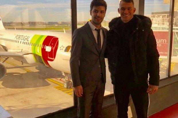 Benfica empresta Pedro Pereira ao Génova