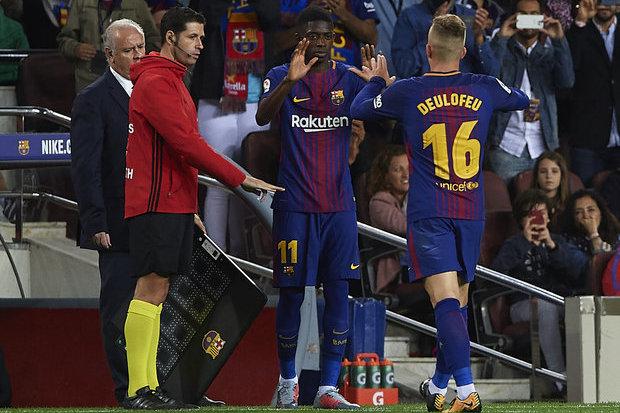 Deulofeu emprestado ao Watford FC pelo FC Barcelona