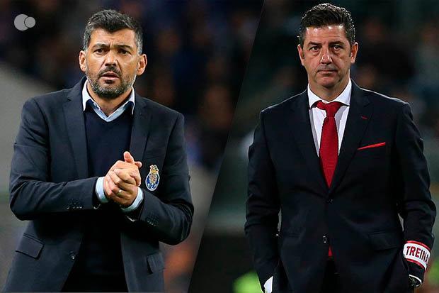 I Liga: Sete detidos e seis polícias feridos após Benfica - FC Porto