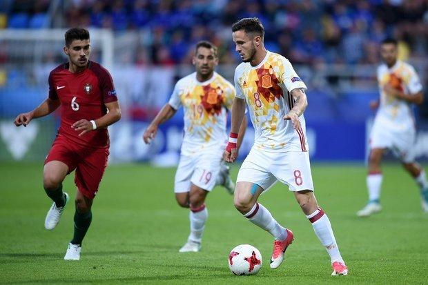 de0fcceef4 Portugal 1-3 Espanha    Euro U21 2017    Ficha do Jogo    zerozero.pt