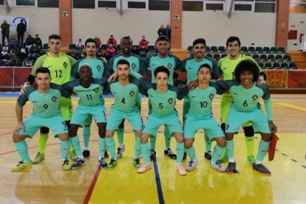 Portugal 4-0 Rússia    Amigáveis Seleções Futsal 2019    Ficha do Jogo     zerozero.pt 4f6d9c1f8c679
