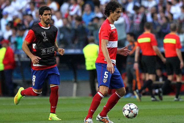 Atlético Madrid 2-0 Espanyol    Liga BBVA 2014 2015    Ficha do Jogo     zerozero.pt 3b79e44d52a2a