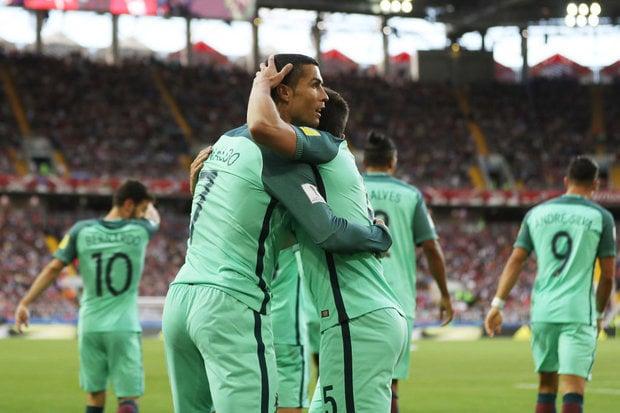 c1d926336 Rússia 0-1 Portugal    Taça das Confederações 2017    Ficha do Jogo     zerozero.pt