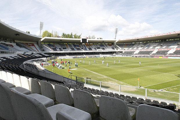 Adeptos invadem treino e agridem jogadores do Vitória de Guimarães