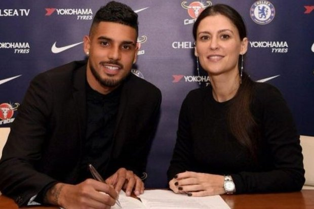Oficial: Emerson Palmieri é reforço do Chelsea