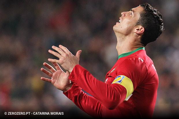 616bd994bd Números da seleção com e sem Ronaldo    zerozero.pt