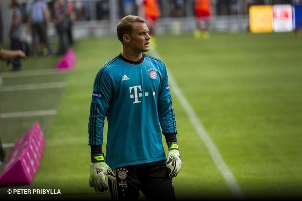 Neuer quer fazer ao Barça o que fez ao FC Porto    zerozero.pt da06258cad049