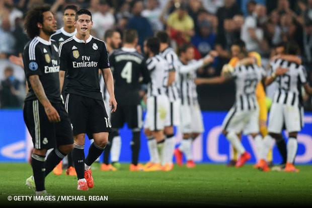 A eliminação do Real Madrid aos pés da Juventus é o tema do dia no país  vizinho (e também um dos mais badalados por cá) 9664ca8c7ef25