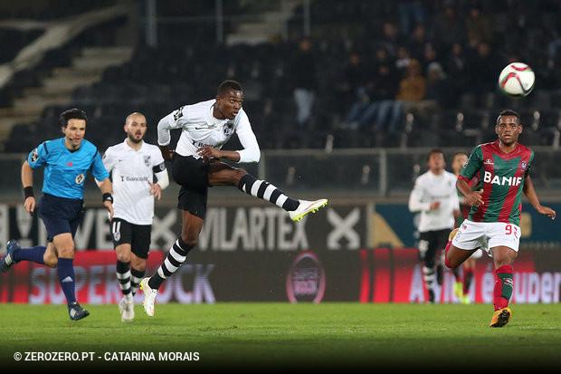 Bernard Mensah é um dos vários jogadores do Vitória de Guimarães que tem  aproveitado a boa temporada que os minhotos estão a realizar para se  valorizar. 8644669173f8e