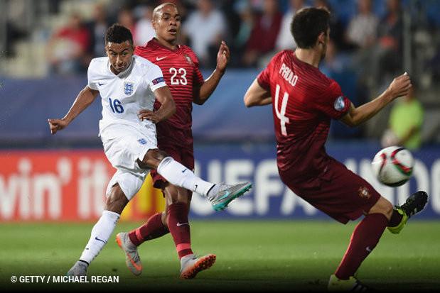 Portugal entrou com o pé direito na fase final do Campeonato da Europa de  sub-21 844627996d75b