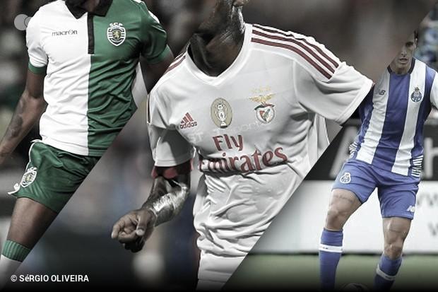 Patrocínio nas camisolas  Benfica voou primeiro que os rivais ... c8bdd18765896